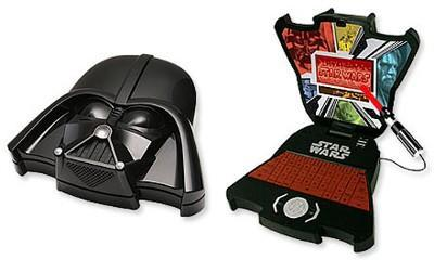 Darth Vader children's laptop for your little Sith Lord