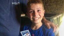 Young Cubs fan gets emotional after receiving surprise tickets to Wrigley Field