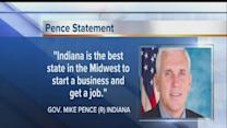 Ohio Gov. John Kasich takes shot at Indiana, calling Hoosier state one-city state