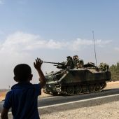 Turkey sends more tanks into Syria as ceasefire efforts advance