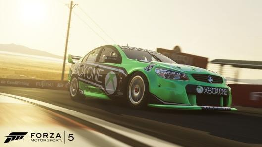 Forza 5 lets you race The Stig's Digital Cousin in new Top Gear DLC