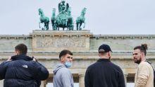 Corona-Krise: Maskenpflicht auch auf öffentlichen Plätzen in Berlin