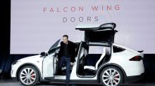 Tesla Launches The Model X, And Even The CEO Thinks It's Outlandish