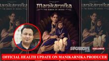 "Dr Ram From Kokilaben Hospital On Manikarnika Producer's Health, ""Kamal Jain Is On Ventilator In ICU. It's A Neurological Disorder"""