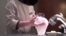Major hotel chains apologise after video reveals unsanitary cleaning practices in China