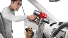 Today only: Save $80 on the Dyson V6 handheld car vac: 'The suction is great'
