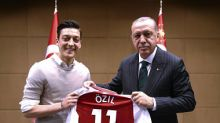 Angela Merkel's chief of staff 'sad' about Mesut Ozil's wedding invite to Turkey President Recep Tayyip Erdogan