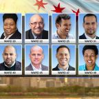 New Chicago City Council members sworn in at Lori Lightfoot inauguration