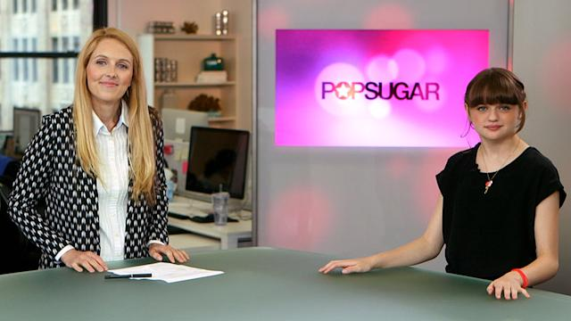 The Heat Premieres in NYC, Victoria Beckham's China Wardrobe, and White House Down's Joey King on POPSUGAR Live!