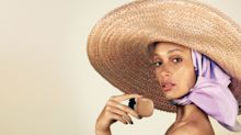 Adwoa Aboah Stars in Her First Marc Jacobs Beauty Ad