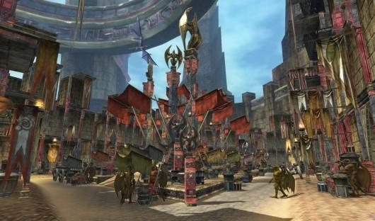 The Skyshrine's the limit: EverQuest II delivering new update April 17th