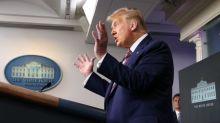 """Trump dice pagó """"millones"""" de dólares en impuestos, pero quedó sujeto a depreciación y reembolsos"""