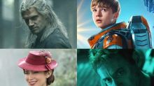 Christmas 2019 streaming guide: What to watch, from Avengers: Endgame to The Witcher