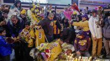 Kobe Bryant: Fans pilgern in Massen zur Absturzstelle