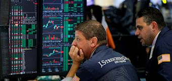 Wall Street ends down after White House shakeup