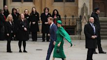 Bye Bye, Harry und Meghan: So schräg war ihr royaler Abgang