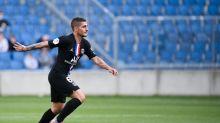 Mbappé e Verratti preocupam PSG a uma semana do jogo com Atalanta na Champions
