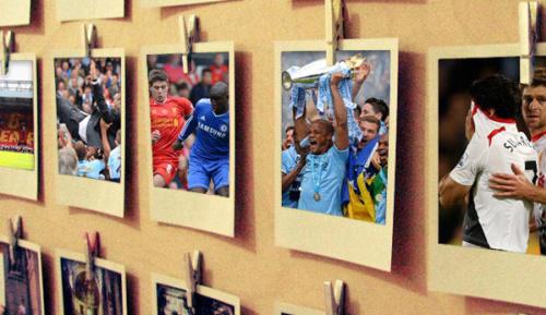 Premier League: Der Titelkampf von 2014: When Steve slipped on his f***ing Arse