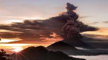 Bali's Mount Agung has first major volcano eruption since 1963