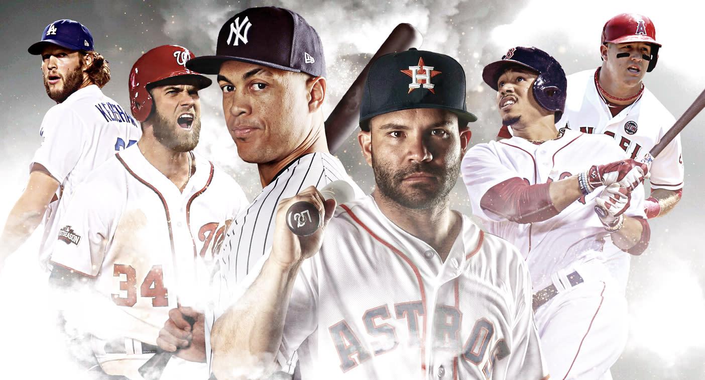 2018 Fantasy Baseball strategy guide: Your draft cheatsheet