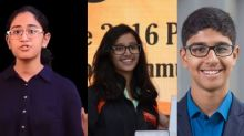 #GoodNews: 3 Indian Students Finalists in Global Science Challenge