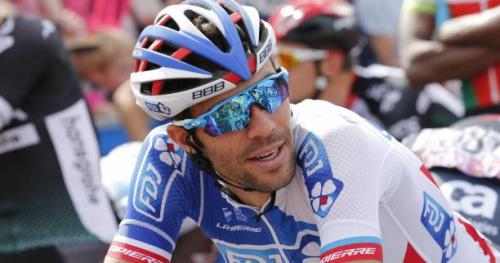 Cyclisme - Groupama-FDJ - Groupama - FDJ : Thibaut Pinot allège son programme