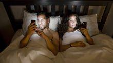 Married but sleeping in separate bedrooms