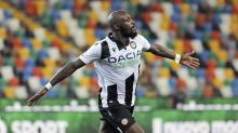 Juventus' title bid put on hold by surprise defeat at Udinese