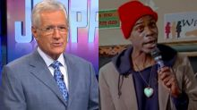 Alex Trebek's 'Chappelle's Show' line on 'Jeopardy!' got quite the Twitter reaction