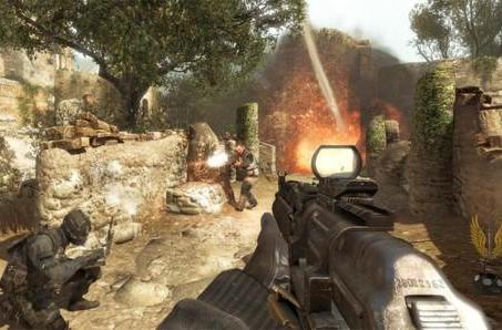 PSA: Modern Warfare 3's 'Content Collection 2' deployed to PS3 and PC