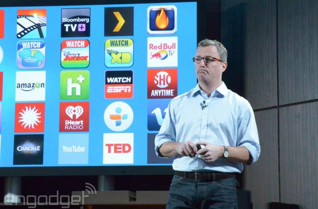 Netflix, YouTube, Hulu Plus, WatchESPN, Plex and more services launch on Amazon Fire TV (update: full list)
