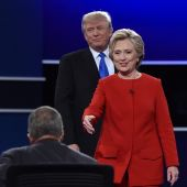 Key quotes from the first Clinton-Trump debate