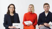 'Downton Abbey' Stars Quiz Each Other on Their Friendship