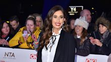 Stacey Solomon 'devastated' that bump is shrinking after giving birth
