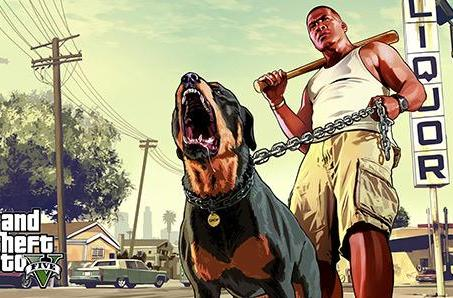 Crime gets an upgrade in GTA 5 next-gen launch trailer