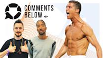 Selfish Ronaldo Steals Champions League Glory! | Comments Below