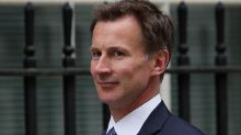 Health Secretary Jeremy Hunt selling off NHS firm which saves taxpayer £70m a year