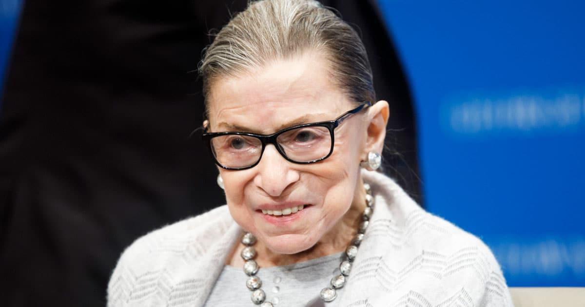RBG Was Amazing, But Our Democracy Should Never Have Rested On Her Shoulders