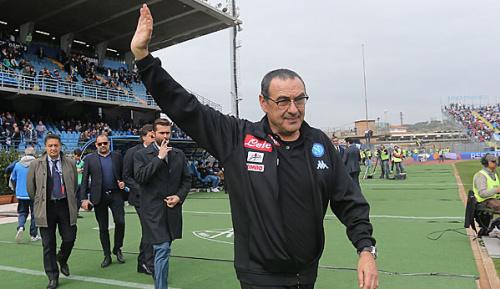 Serie A: Neapels Sarri italienischer Klub-Trainer des Jahres