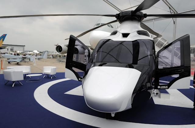 Uber deal with Airbus gives you more helicopter rides