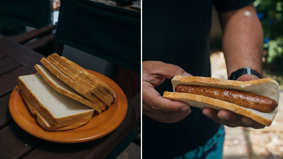 Masterchef star's ingenious sausage sizzle hack