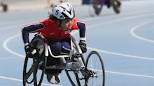 Para-athlete wins world silver at the age of 60