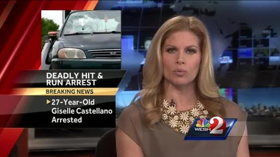 Driver arrested in fatal hit-and-run crash in Kissimmee, FHP says