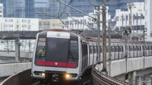 Hong Kong's MTR Corp announces suspension of train services and station closures along Kwun Tong line before protest march