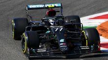 F1: Bottas lidera e McLarens completam Top 3 no TL3 em Monza marcado por novos problemas de Ricciardo
