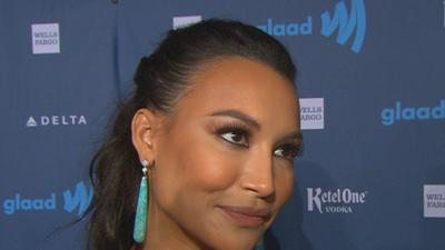 Naya Rivera On Working With Sarah Jessica Parker On 'Glee': 'She Is The Coolest'