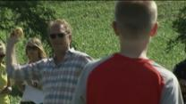 Celebrating 25 Years at 'Field of Dreams' Site