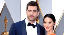 Olivia Munn Throws Shade at Aaron Rodgers's Family