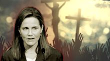 Who are the 'People of Praise' that Supreme Court contender Amy Coney Barrett belongs to?