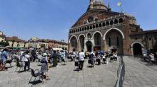 Padova Urbis Picta e Montecatini Terme patrimonio Unesco